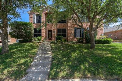 Denton Single Family Home For Sale: 2412 Natchez Trace