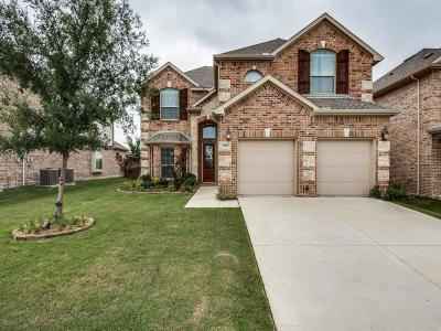 Mckinney Single Family Home Active Kick Out: 11912 Presario Road