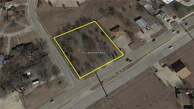 Rowlett Commercial Lots & Land For Sale: 7105 Lakeview Parkway