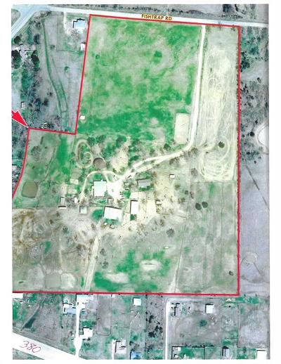 Cross Roads Farm & Ranch Active Option Contract: 5601 Fishtrap Road