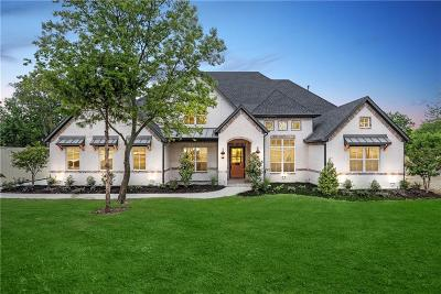 Mckinney Single Family Home For Sale: 6960 Morning Glen