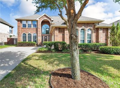Mansfield Single Family Home For Sale: 310 Natchez Trail