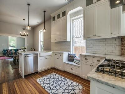 Fort Worth Single Family Home For Sale: 1309 Belle Place