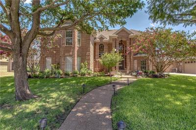 Plano Single Family Home Active Contingent: 4509 Bentley Drive