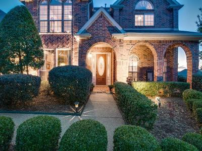 Corinth Single Family Home For Sale: 2201 Valderamma Lane