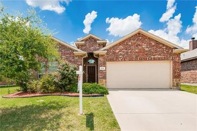 Fort Worth TX Single Family Home For Sale: $199,000