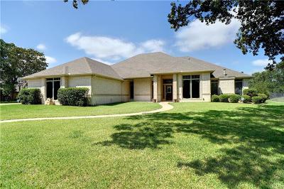Weatherford Single Family Home For Sale: 1009 Meadow Lark