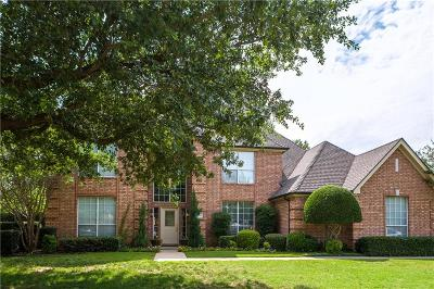 Highland Meadows Add Single Family Home For Sale: 5906 Highland Hills Lane