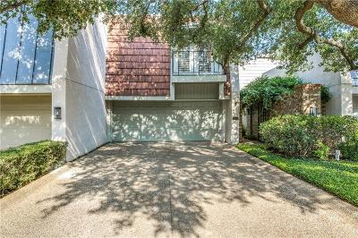 Townhouse Sold: 9317 Esplanade Drive