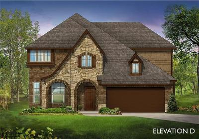 Burleson Single Family Home For Sale: 2739 Chimney Rock Road