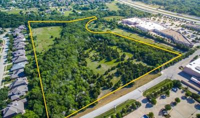 Rowlett Residential Lots & Land Active Option Contract: 4401 Big A Road