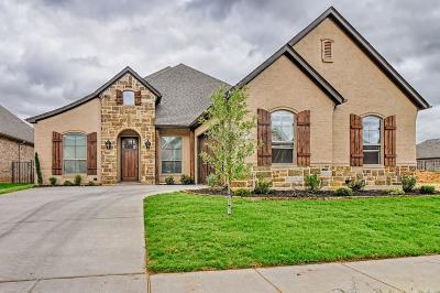 Eden Village Single Family Home For Sale: 6910 Clayton Nicholas Court