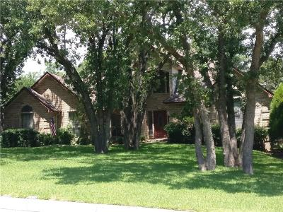 Burleson Single Family Home For Sale: 116 SW Brushy Mound Road