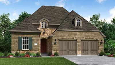 The Colony Single Family Home For Sale: 2744 Braemar