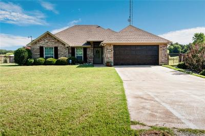 Weatherford Single Family Home For Sale: 4050 Greenwood Road