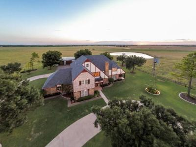 Ennis Single Family Home For Sale: 5417 Fm 1722