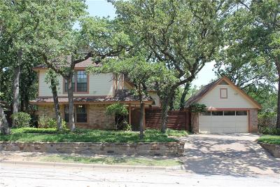 Bedford Single Family Home Active Option Contract: 1401 Donna Lane