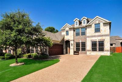Allen Single Family Home Active Contingent: 1509 Willingham Drive