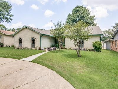 Mesquite Single Family Home For Sale: 3719 Ruby Drive