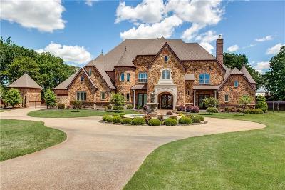 Southlake Single Family Home For Sale: 2005 N White Chapel Boulevard