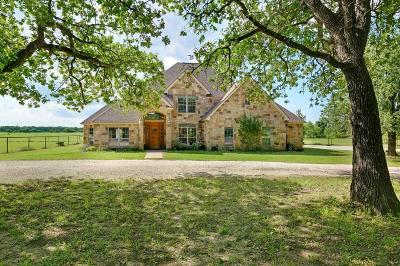 Erath County Single Family Home Active Contingent: 4245 County Road 299