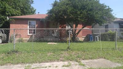 Dallas Single Family Home For Sale: 4635 Manett Street
