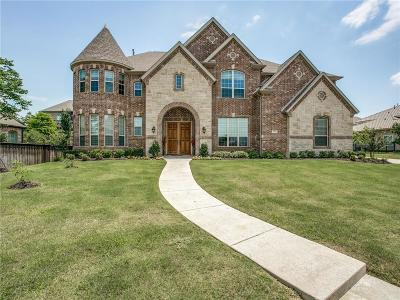 Reserve At Colleyville The Single Family Home For Sale: 7009 Da Vinci