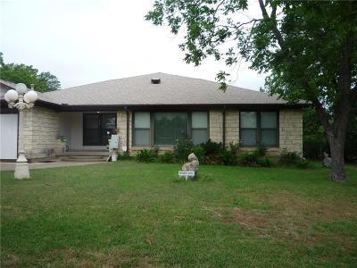 Grand Prairie Single Family Home For Sale: 630 Hinton Street