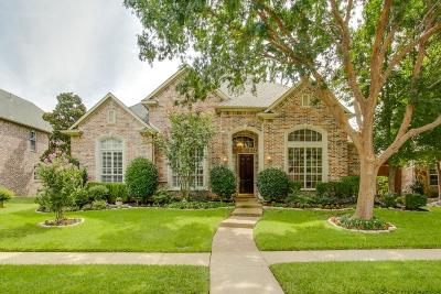 Coppell Single Family Home For Sale: 430 Martel Lane