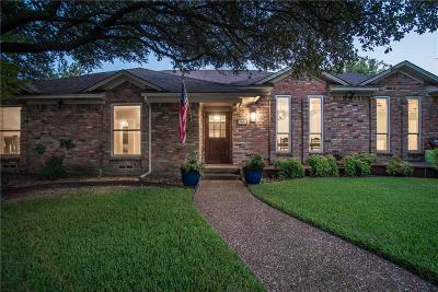 Dallas Single Family Home For Sale: 9426 Loma Vista Drive