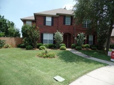 Mckinney Single Family Home For Sale: 5501 Pinecrest Court