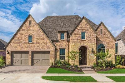 Arlington Single Family Home Active Contingent: 1305 Scarlet Oak