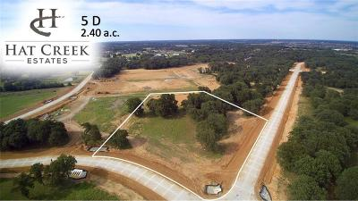 Bartonville Residential Lots & Land For Sale: 1009 Hat Creek Road