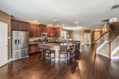Savannah Single Family Home For Sale: 836 King George Lane