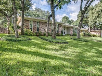 Arlington Single Family Home For Sale: 5808 Highgate Drive