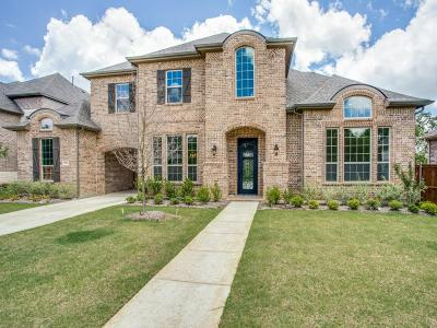 Creekside At Colleyville Single Family Home For Sale: 4705 Latour