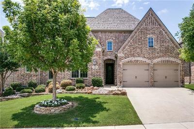 McKinney Single Family Home Active Contingent: 309 Hitch Wagon Drive