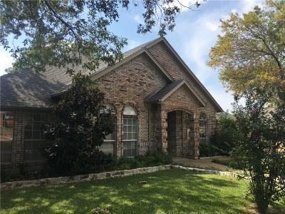 North Richland Hills Single Family Home For Sale: 6308 Meadow Lakes Drive