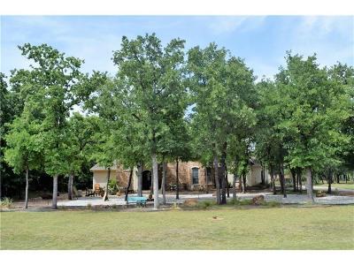 Lipan Single Family Home For Sale: 136 Eagle Drive