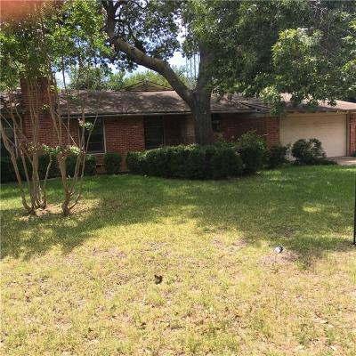 Dallas Single Family Home For Sale: 3974 Cortez Drive