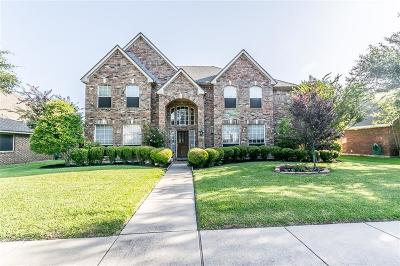 Plano Single Family Home Active Contingent: 2033 Brabant Drive
