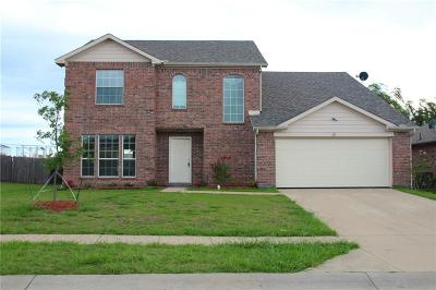 Forney Single Family Home Active Option Contract: 121 Painted Trail