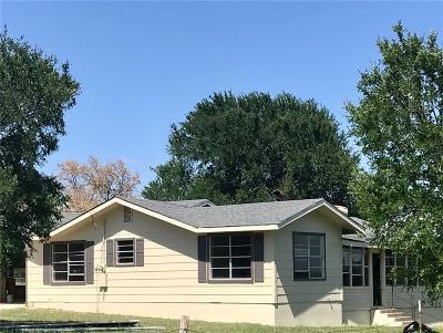 Hico Single Family Home For Sale: 1011 Magnolia Street