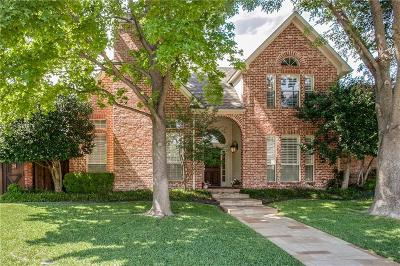 Dallas Single Family Home For Sale: 5523 Preston Fairways Drive