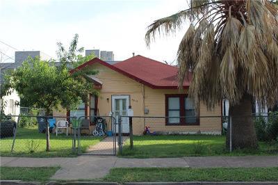 Dallas Single Family Home For Sale: 4615 Fairmount Street