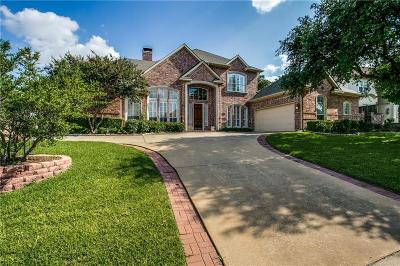 Plano Single Family Home Active Option Contract: 6716 Columbine Way