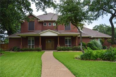 Waco Single Family Home Active Contingent: 201 Preserve Parkway