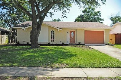 Garland Single Family Home For Sale: 1534 Bosque Drive