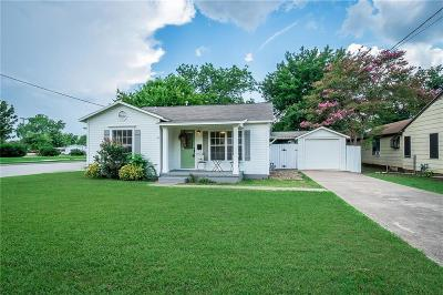 McKinney Single Family Home Active Contingent: 1415 N Waddill Street
