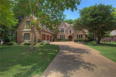 Heath Single Family Home For Sale: 801 Country Club Drive